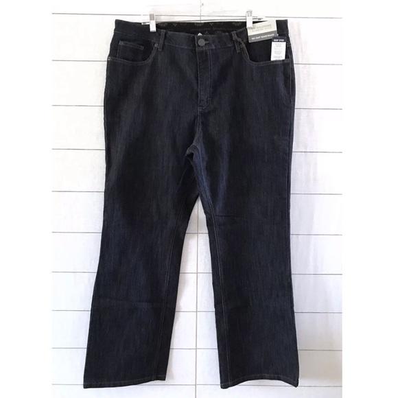 c3ca33fbe3671 Merona Blue Denim Comfort Stretch Bootcut Jeans